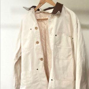 Lizsport jacket cream Large size